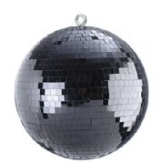 Black Lightweight Mirror Ball